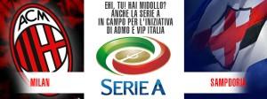 Anche la Serie A in campo per ADMO