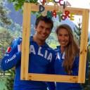 Francesca e Matteo Marsaglia nuovi testimonial di ADMO
