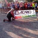 Podismo: all'ADMO Running Day vince Pietrini, ma è il trionfo della solidarietà