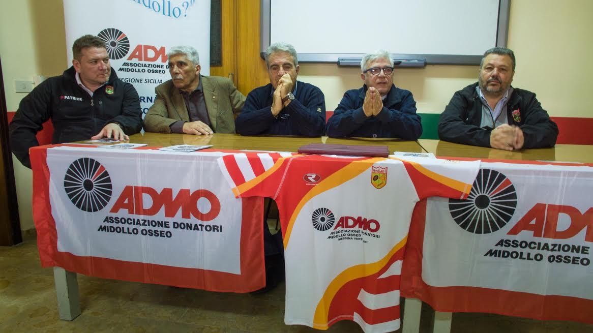 Amatori Messina logo Admo