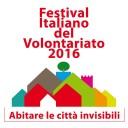 Dal 14 al 17 aprile torna il Festival Italiano del Volontariato