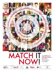 Match It NOW! Solo 1 su 100.000 è compatibile con te al 100%…