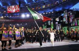 ADMO a RIO: con Federica Pellegrini portabandiera della Nazionale!